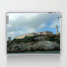 Alcatraz Island Laptop & iPad Skin