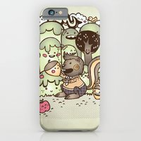 Happy Squirrel iPhone 6 Slim Case