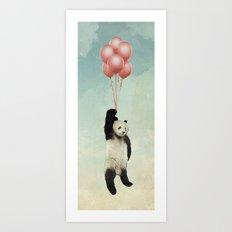 Pandaloons Art Print