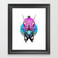 Ronin Framed Art Print