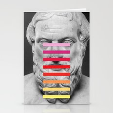 Sculpture With A Spectru… Stationery Cards