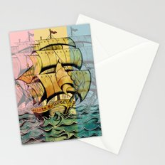 Adventure Begins Stationery Cards