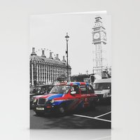 Travelling The British W… Stationery Cards