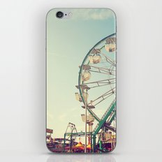 Sunset at the Carnival iPhone & iPod Skin