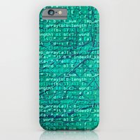 Code_forest iPhone 6 Slim Case