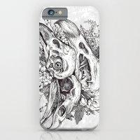 Skull Pile iPhone 6 Slim Case