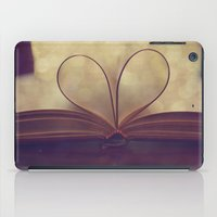 Love of the Book iPad Case