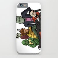 The Universal Monster Cl… iPhone 6 Slim Case