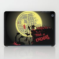 300 Ewoks iPad Case