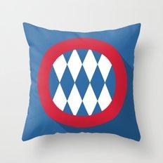 BMFC Throw Pillow