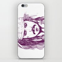 Captain Jack - Pirates of the Caribbean iPhone & iPod Skin