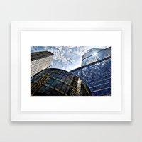 2112 Framed Art Print