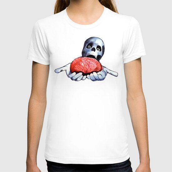 Brains! Live Brains! T-shirt