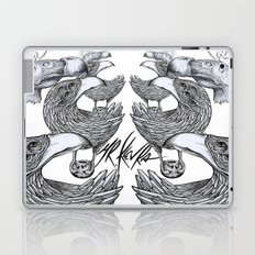 vultures and crows Laptop & iPad Skin