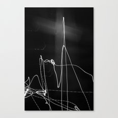 Fade Cross Canvas Print
