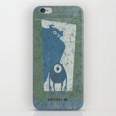 Monster company iPhone & iPod Skin