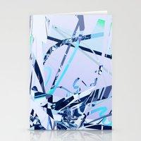 blauelautenimpakt Stationery Cards