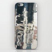 Bizarre Reflection  iPhone & iPod Skin