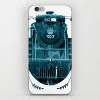Train 2 iPhone & iPod Skin