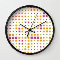 MAWINGU 1 Wall Clock