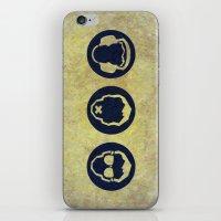 Mystic lovers iPhone & iPod Skin