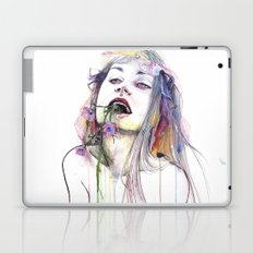 Flower Eater Laptop & iPad Skin