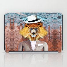 mister Lion iPad Case