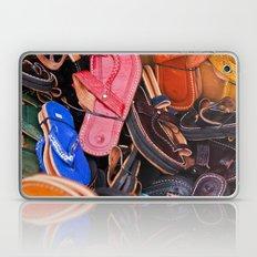 Flip-Flops Laptop & iPad Skin