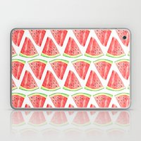Watermelon Red Piece Laptop & iPad Skin