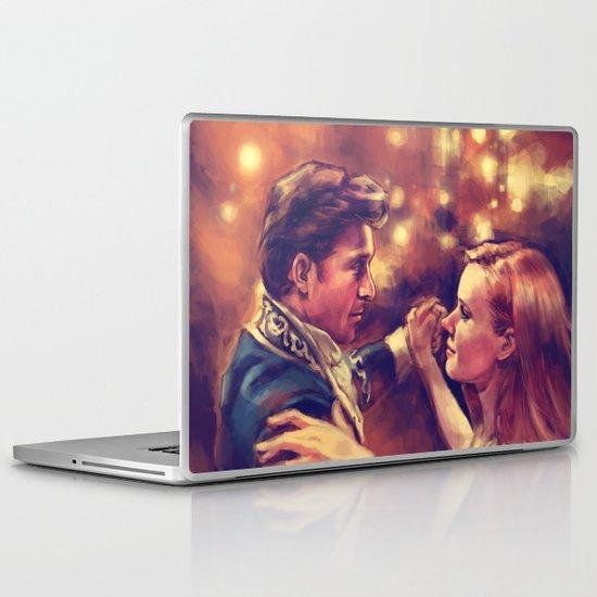 The Waltz Laptop & iPad Skin