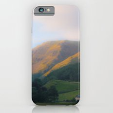 Golden Mountain Sunset iPhone 6 Slim Case