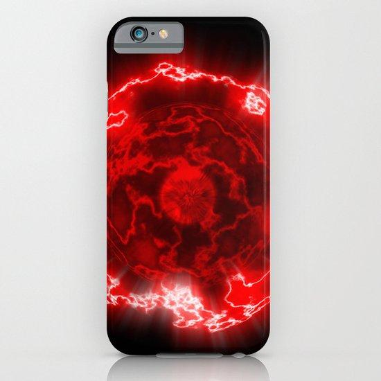 Red Nova iPhone & iPod Case