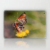 Butterfly Acrobats Laptop & iPad Skin