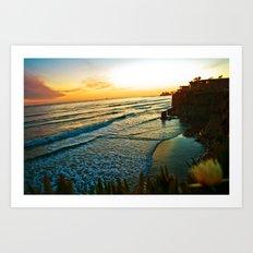 Isla Vista Art Print