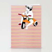 Easy rider Stationery Cards