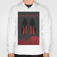 Hoody featuring Christian Louboutin Aesthetic by Salmanorguk