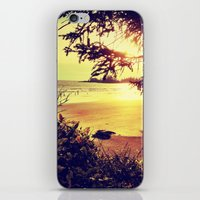 Tofino Time iPhone & iPod Skin