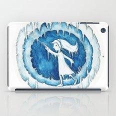 Frozen Girl Plays Yo-Yo iPad Case