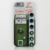 Speed Cola iPhone 6 Slim Case
