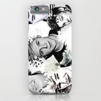 iPhone & iPod Case featuring 1D Splat by D77 The DigArtisT
