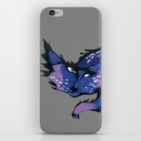 stray cat iPhone & iPod Skin