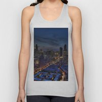 The City Of Big Shoulder… Unisex Tank Top