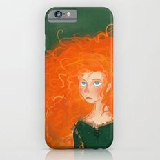 Merida from Brave (Pixar - Disney) Slim Case iPhone 6s