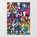 Freaky Friday Canvas Print