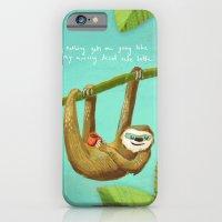 Nothing Gets Me Going Li… iPhone 6 Slim Case