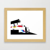 M3 DTM Framed Art Print