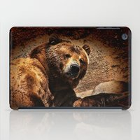 Bear Artistic iPad Case