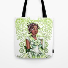 Sailor Tiana Tote Bag