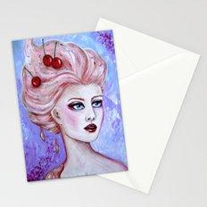 Susie Sundae Stationery Cards