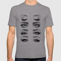 Paradies Mens Fitted Tee Athletic Grey SMALL